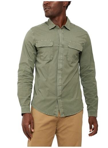 Dockers Gömlek Yeşil